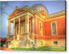 Cincinnati Observatory Up Close Acrylic Print