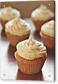 Cinnamon Cupcakes Acrylic Print