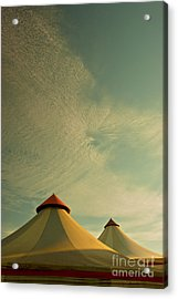 Circus Summers Acrylic Print by Paul Grand