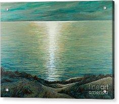 Claire De Lune Acrylic Print