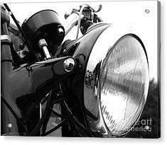 Classic Douglas Headlight Acrylic Print by Andrew May