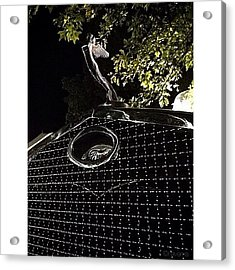 Classic Ford Acrylic Print