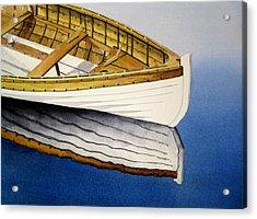 Classic Acrylic Print by Stephen Abbott