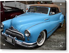 Classic Super Eight  7d15154 Acrylic Print by Wingsdomain Art and Photography