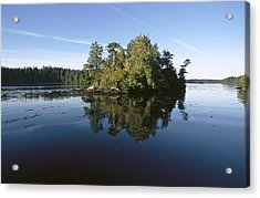 Clayoquot Sound Vancouver Island Acrylic Print by Flip Nicklin