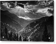 Clearing Storm Acrylic Print