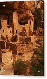 Cliff Palace Mesa Verde National Park Acrylic Print