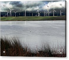 Climate Changed Storm Acrylic Print