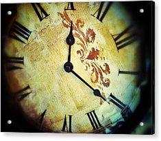Clock 1010 Acrylic Print