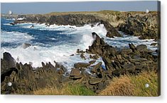 Acrylic Print featuring the photograph Clogher by Barbara Walsh