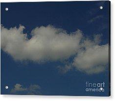 Cloud 005 Acrylic Print by Lyle Bonn