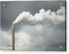 Cloud Factory Acrylic Print