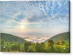 Cloud Sea Acrylic Print