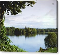 Co Roscommon, Lough Key Acrylic Print by The Irish Image Collection
