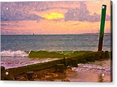 Coastal Climate Acrylic Print