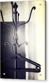 Coat Rack Acrylic Print by Joana Kruse