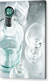 Cocktails Acrylic Print by HD Connelly