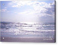 Cocoa Beach Afternoon Acrylic Print