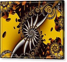 Coffee Grinder Acrylic Print