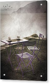 Coffee Table Acrylic Print by Joana Kruse