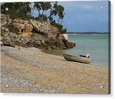 Coffin Bay Np Acrylic Print by David Barringhaus