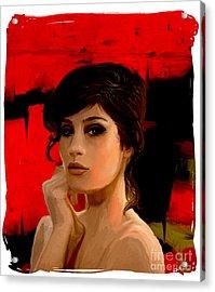 Colette Acrylic Print