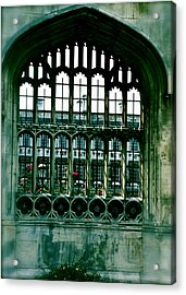 Acrylic Print featuring the photograph College Days by HweeYen Ong