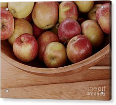 Colonial Apples Acrylic Print