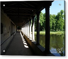 Colonnade  5 Acrylic Print by Tanya  Searcy
