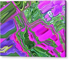 Color Craze Acrylic Print by Aimee L Maher Photography and Art Visit ALMGallerydotcom
