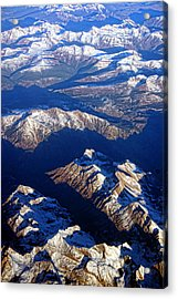 Colorado Rocky Mountains Planet Earth Acrylic Print by James BO  Insogna