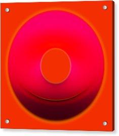 Colors 09 Acrylic Print by Li   van Saathoff