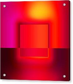 Colors 2.4 Acrylic Print by Li   van Saathoff