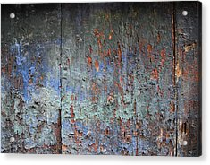 Colors Acrylic Print by