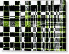 Colors Of Modern IIi Acrylic Print by James Mancini Heath