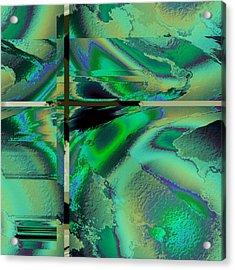 Colour Blitz II Acrylic Print