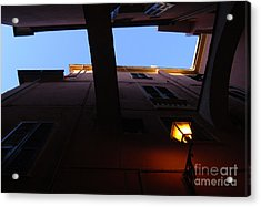Acrylic Print featuring the photograph Colours Of Light II by Andy Prendy