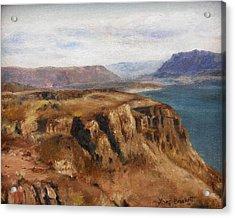 Columbia River Gorge I Acrylic Print