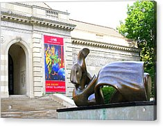 Columbus Museum Of Art Acrylic Print
