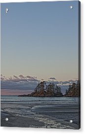 Combers Beach At Dawn, Tofino, British Acrylic Print by Robert Postma