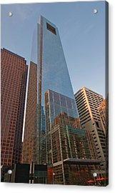 Comcast Center Is Tallest Building In Philadelphia