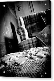 Come Sit For A Spell Acrylic Print by Jessica Brawley