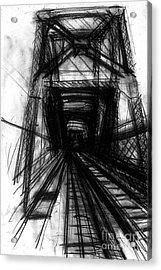 Comp. 1 Acrylic Print