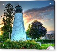 Concord Point Lighthouse 2 Acrylic Print
