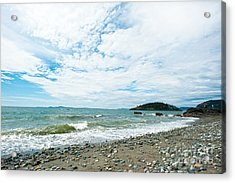 Acrylic Print featuring the photograph Constant by Artist and Photographer Laura Wrede