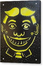 Constellation Tillie Acrylic Print by Patricia Arroyo