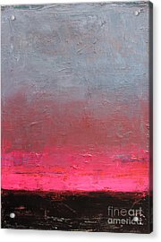 Contemporary Abstract Painting Acrylic Print