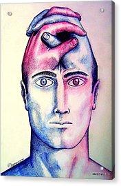 Contralateral Stimuli Acrylic Print