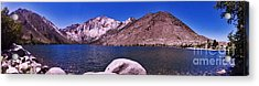 Acrylic Print featuring the photograph Convict Lake by Gary Brandes