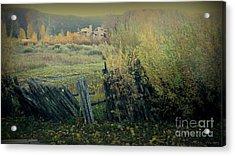 Colorado Colors - Ridgway Acrylic Print